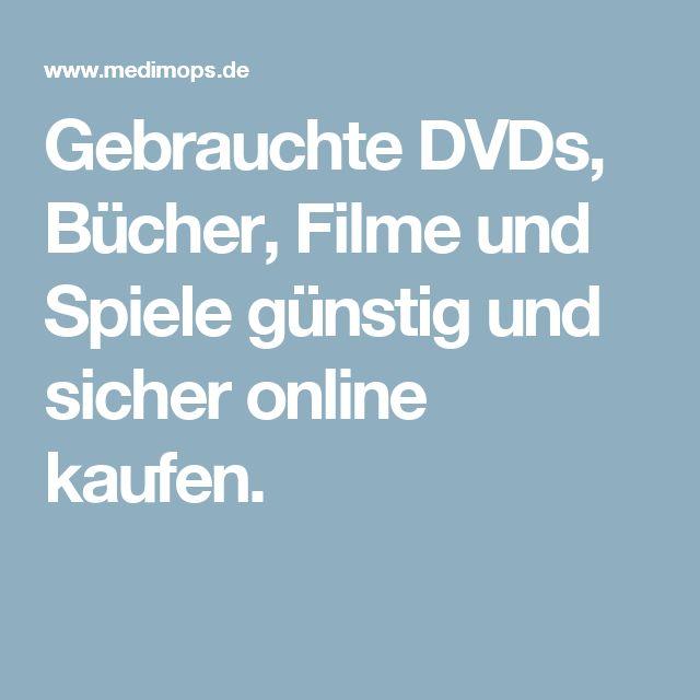 Gebrauchte DVDs, Bücher, Filme und Spiele günstig und sicher online kaufen.