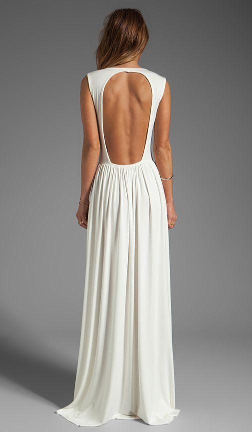 Rachel Pally Paris Dress en Blanc | REVOLVE