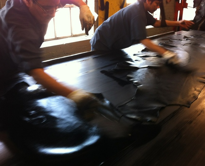 Horween Leather, since 1905. Horween Leather Company is one of the oldest continuously running tanneries in the United States, and the only still located in Chicago, Illinois.