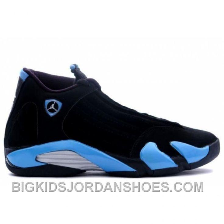 http://www.bigkidsjordanshoes.com/air-jordan-retro-14-black-university-blue-311832041-2016-discount.html AIR JORDAN RETRO 14 BLACK UNIVERSITY BLUE 311832-041 2016 DISCOUNT Only $75.00 , Free Shipping!