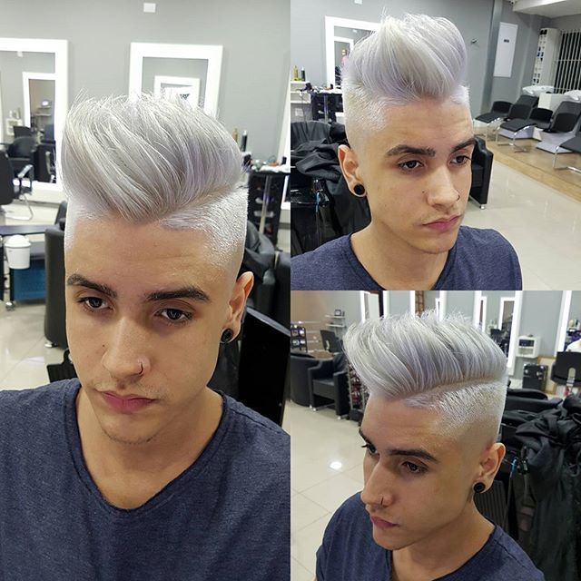 photos of haircuts with bangs the 25 best silver hair boy ideas on silver 6145