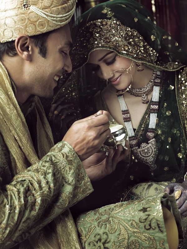 IT'S PG'LICIOUS — sirensongfashion: anishq Wedding Collection NIKAH