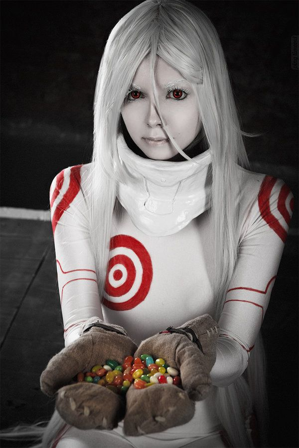 Shiro from Deadman Wonderland Cosplayer: Frosel Photographer: Unknown Source: Cosplay Nation