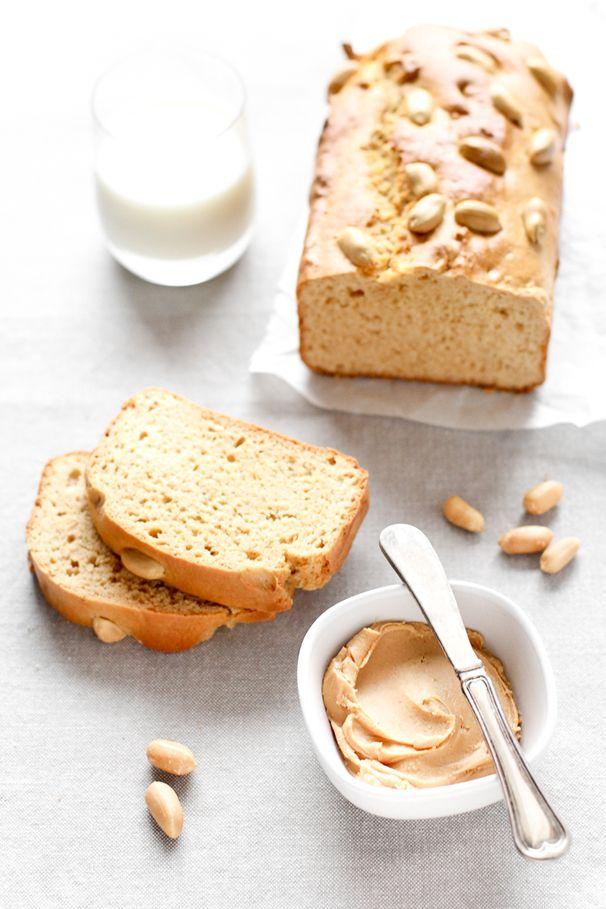 Peanut Butter Cake | Vaniglia, March 2013 [Original recipe in Italian]