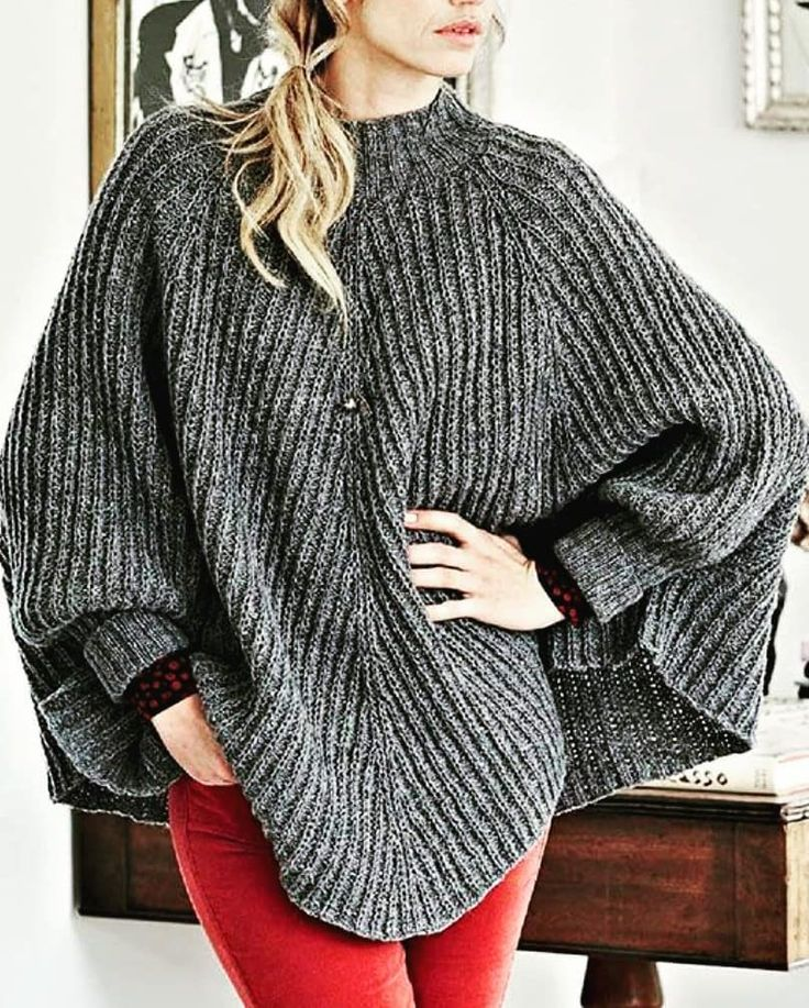 Most Beautiful Crochet Poncho Patterns Free - Page 6 of 19 ...