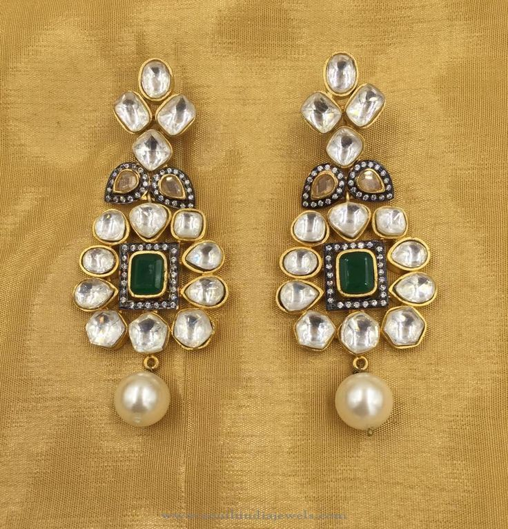 Designer Indian Earrings: 100+ Ideas To Try About Earrings Collections