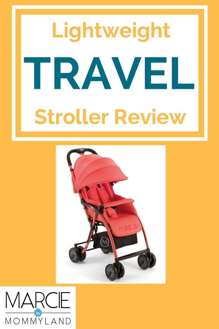 Are you looking for a lightweight stroller for your baby or toddler? See if the Pali Tre.9 makes a good travel stroller in my review. Click to read more or pin to save for later. www.marcieinmommyland.com #stroller #familytravel #babyproducts