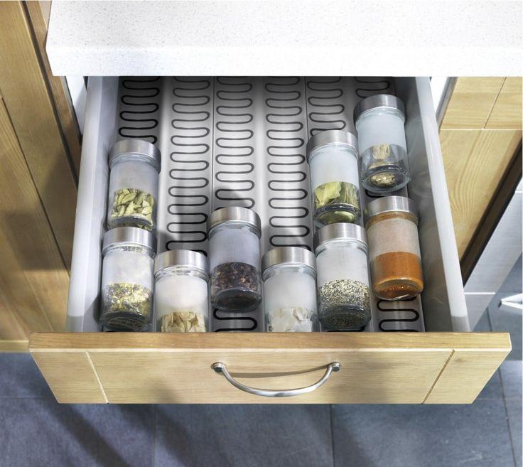 Kitchen Storage Ideas For Spices: 25+ Best Ideas About Spice Storage On Pinterest