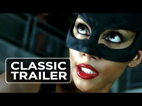 Catwoman (2004) Official Trailer - Halle Berry, Sharon Stone Movie HD -