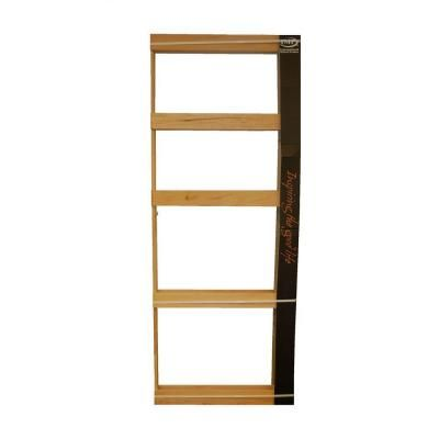 Builder 39 s choice 24 in pocket door frame home pocket for Double pocket door home depot