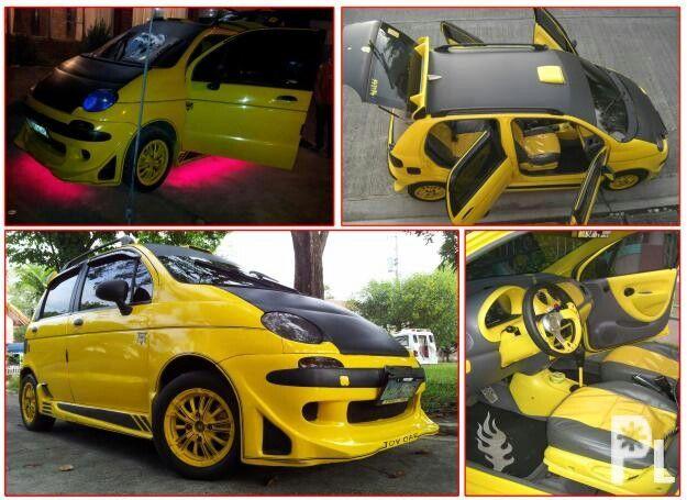 Matiz bumblebee - I want this !!!