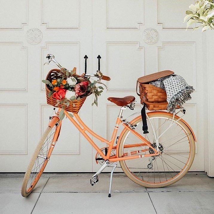 """362 Likes, 1 Comments - FREE PEOPLE CANADA (@fpcanada) on Instagram: """"Fueled by  ♻️ #flowerbike #inspo #lovefromfp  @arianalauren"""""""