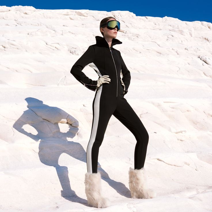 We're bringing runway chic to the mountainside with Moncler Grenoble, Fusalp, Perfect Moment and many other functional and fabulous ski wear brands.
