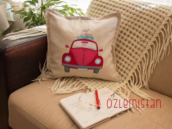 Led ışıklı dekoratif vosvoslu yastık  #yastık #yastıkkılıfı #vosvos #kırmızıvosvos