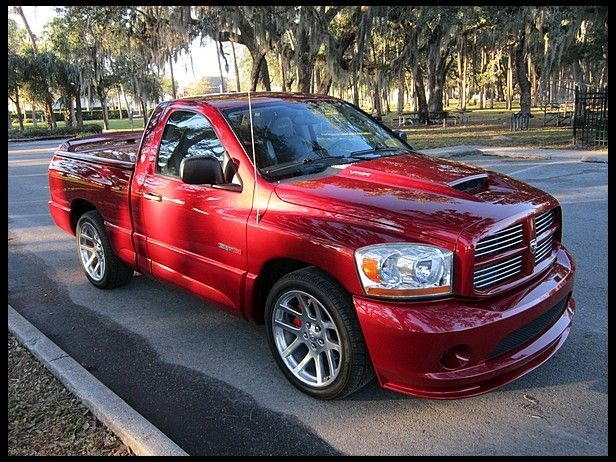 2006 Dodge Ram SRT/10 Pickup 8.3/510 HP, 6-Speed presented as lot F31 at Kissimmee, FL 2013 - image1