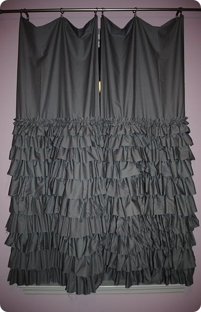 Curtain Knock-off of UO