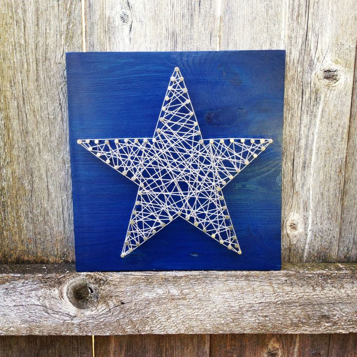 Cowboys String Art 211 best how to