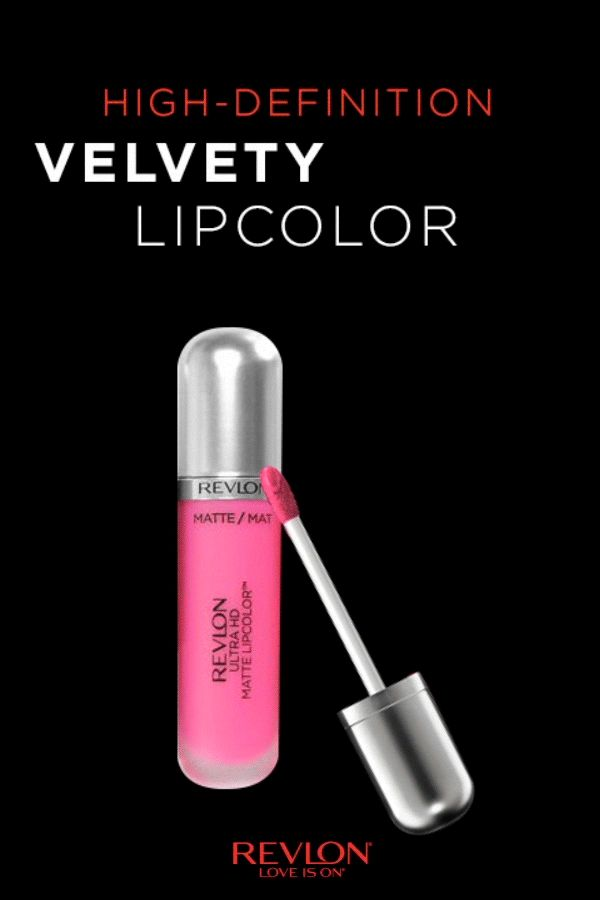 Revlon Ultra HD Matte Lipcolor gives you the matte finish you love while still leaving your lips moisturized and velvety. This 100% wax-free, gel formula comes in 16 vivid shades so you can change up your look any day of the week.