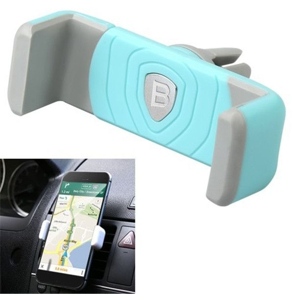 Baseus Mini Shield Plus Series Air Vent Car Mount Holder Stand For Mobile Phone