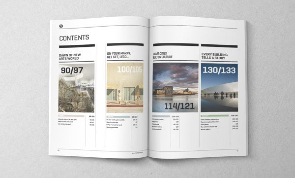 54 Fantastic and Modern Magazine Design Layouts to Inspire you  The Design Surgery