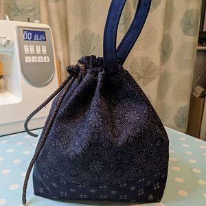 Net Shopping Bag Knitting Free Pattern - Market Bag Free