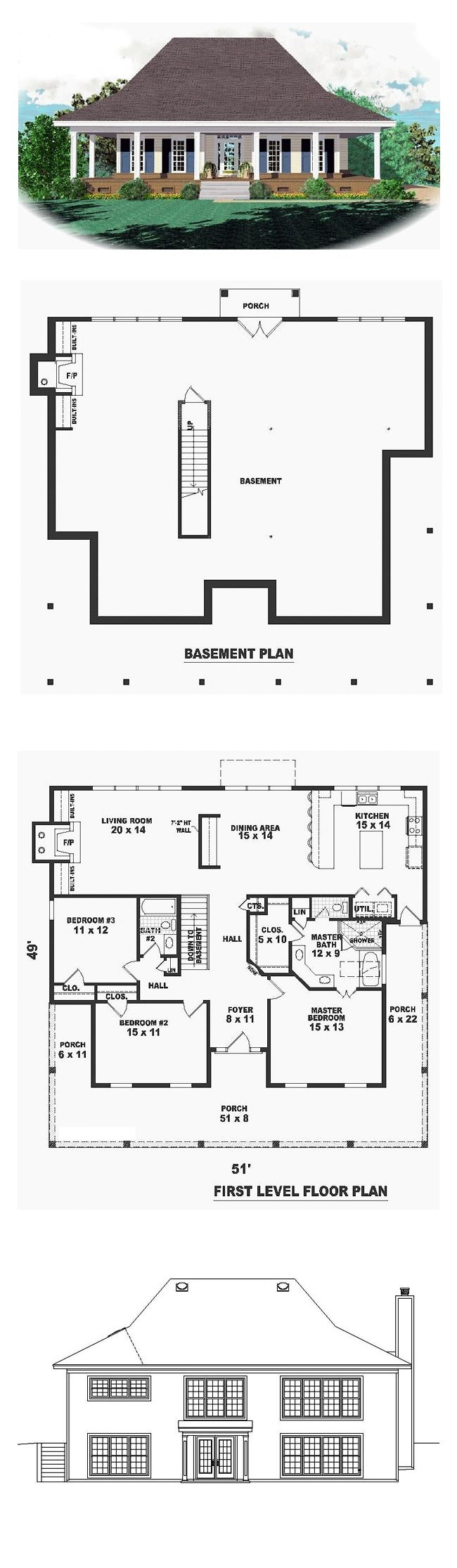 16 Best House Plans With Finished Basements Images On