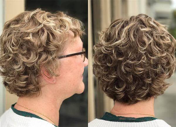 #CURLY #Hair #Schnelle lockige Frisuren #Kurz #Styles #Stylish