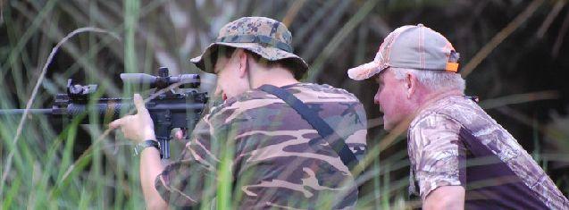 Florida Hog Hunt