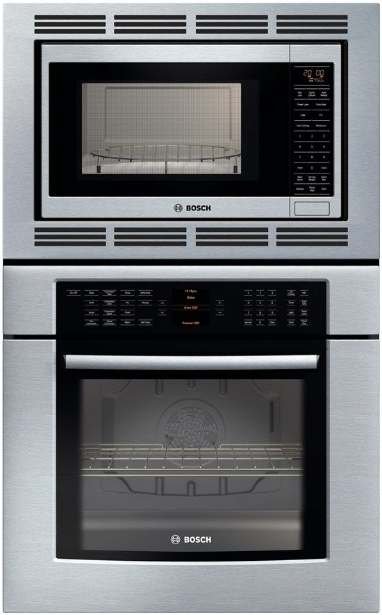 Bosch Home Liances Products Built In Wall Ovens Microwave Combination Hbl8750uc Pinterest Oven