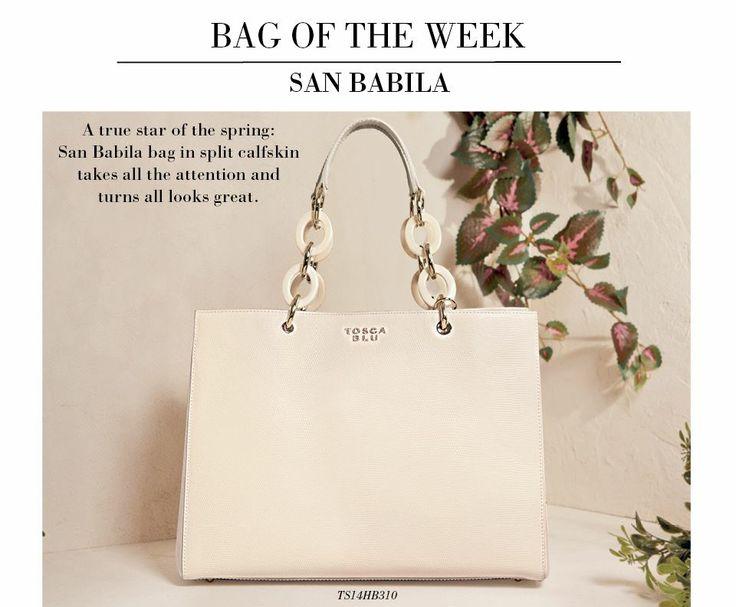 San babila line by Tosca Blu