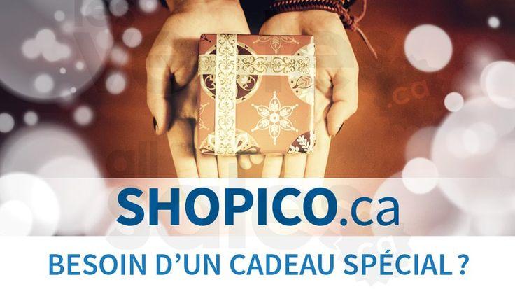 SHOPICO.ca: le cadeau idéal à petit prix | lesventes.ca