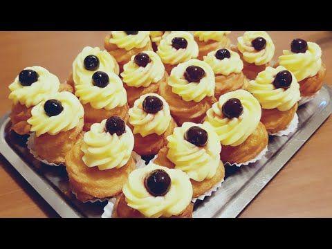 Zeppole di San Giuseppe fritte ricetta di Sal De Riso buonissima e facilissima festa del papà - YouTube