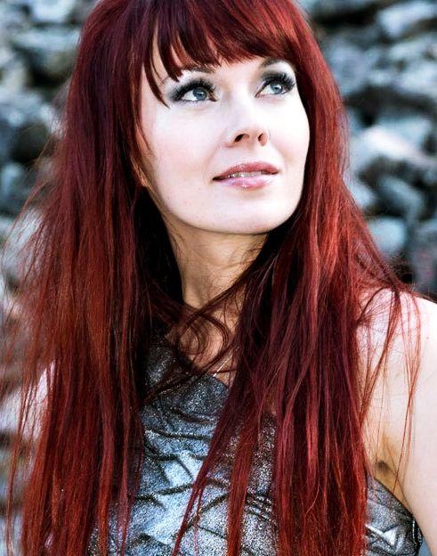 Johanna Kurkela ❤Photo courtesy of Patrick Forsblom