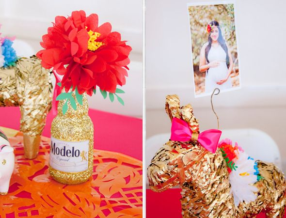 My Sisters Colorful Mexican Inspired Baby Shower! | Dessert Stand Rentals ~  Los Angeles,
