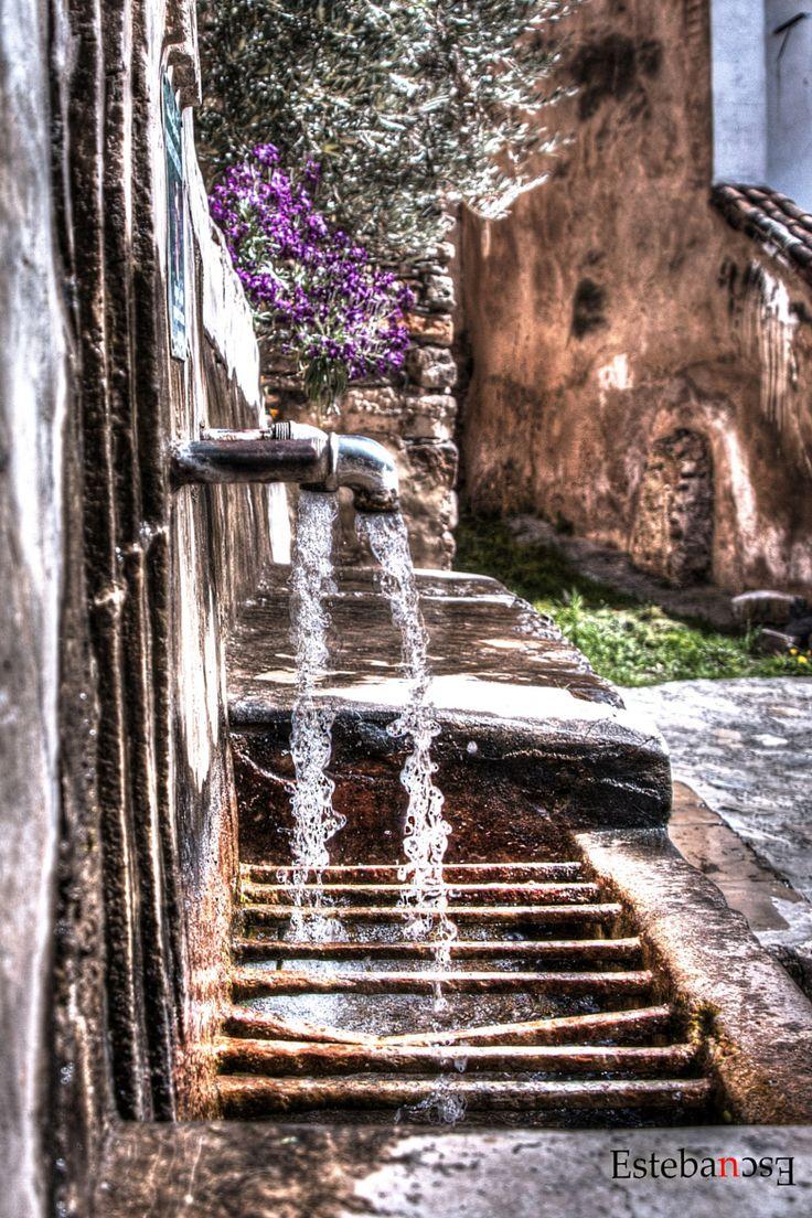 Fotografía Fuente de Valdeperillo, La Rioja, España por Esteban Escudero en 500px