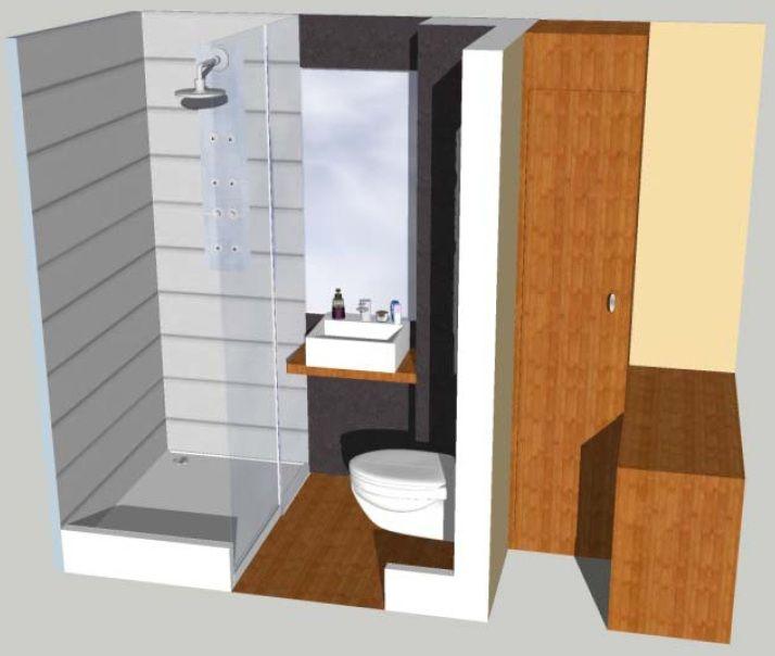 1000 images about salle de bain pr fabriqu e on pinterest for Cabine de salle de bain prefabriquee
