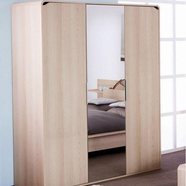 29 best images about mobilier pour la chambre on pinterest for Miroir 3 pans