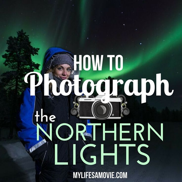 Forget your GoPro or iPhone, you won't be able to see shit in a picture of the Northern Lights unless you have the right camera and the right settings.
