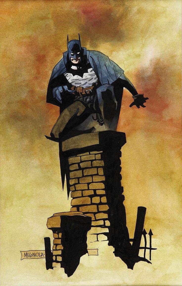 'Batman: Gotham by Gaslight' por Mike Mignola!