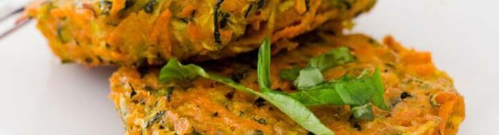 Πιτάκια με γλυκοπατάτα και κολοκυθάκια στο φούρνοΓια 9 νόστιμα και ελαφριά…