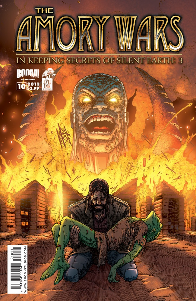 coheed and cambria comic book online
