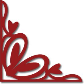 Free SVG File (Sure Cuts A Lot) 01.01.10 – Curvy Corner Element