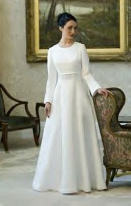 10 Best images about Temple Clothes on Pinterest  Gowns Long ...