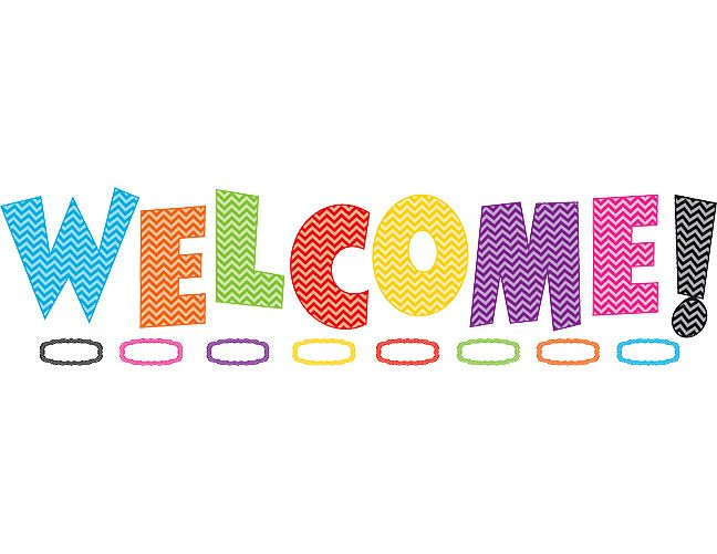 Chevron WELCOME Bulletin Board Display Set (TCR5524) « Products | Teacher Created Resources