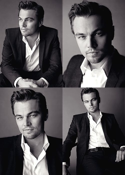 Leonardo DiCaprio Hot damn!