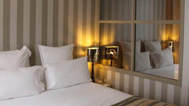 les 25 meilleures id es de la cat gorie papier peint rayures sur pinterest. Black Bedroom Furniture Sets. Home Design Ideas