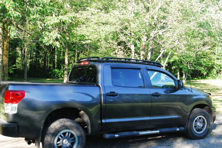 Best Roof Rack For Toyota Tundra Por 2017