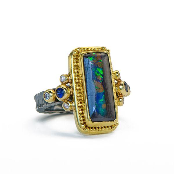 22kt Gold Platinum: Best 25+ Opal Rings Ideas On Pinterest