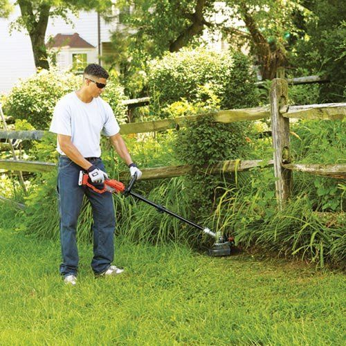 What's The Best Cordless Grass Trimmer For Small Yards? - http://backtomygarden.com/gear-reviews/whats-cordless-grass-trimmer-small-yards/