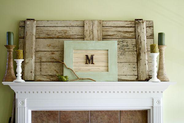 love this mantle: Mantle Ideas, Fireplaces, Mantels Ideas, Wood Wash, Mantles Ideas
